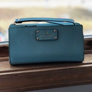 Tiffany blue wallet from Kate spade 💎